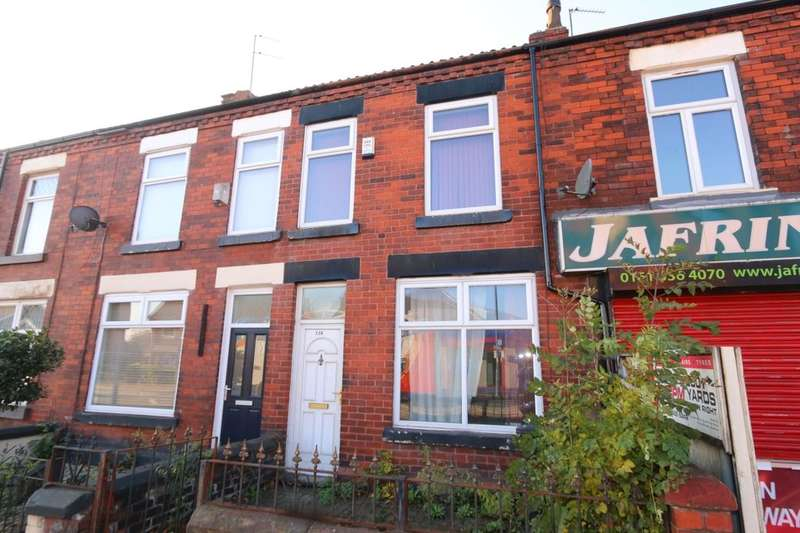 2 Bedrooms Property for sale in Stockport Road, Denton, Manchester, M34