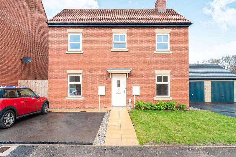 3 Bedrooms Detached House for sale in Frances Brady Way, Hull, HU9