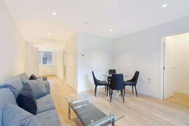 2 Bedrooms Flat for rent in St Pancras Place Kings Cross London