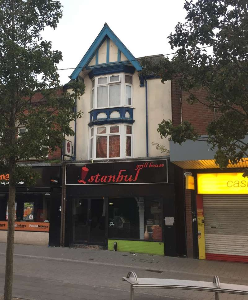 4 Bedrooms Mixed Use Commercial for sale in High Street, Princess Parade, West Bromwich, West Midlands, B70 7QS