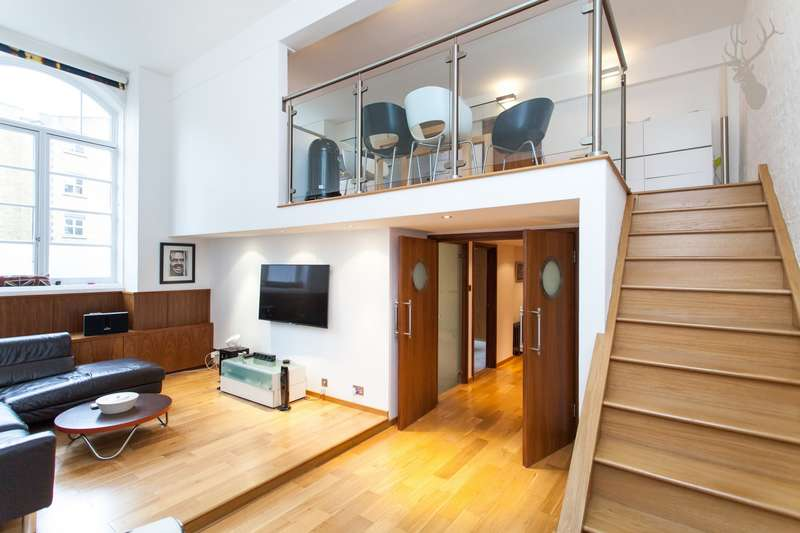 2 Bedrooms Flat for sale in Bow Brook House, Gathorne Street, Bethnal Green, E2