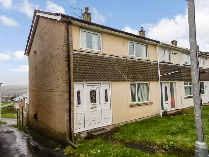 3 Bedrooms End Of Terrace House for sale in 17 The Ferns, Egremont, Cumbria
