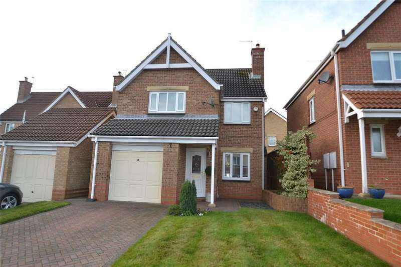 3 Bedrooms Detached House for sale in O'Neill Drive, Peterlee, Co.Durham, SR8