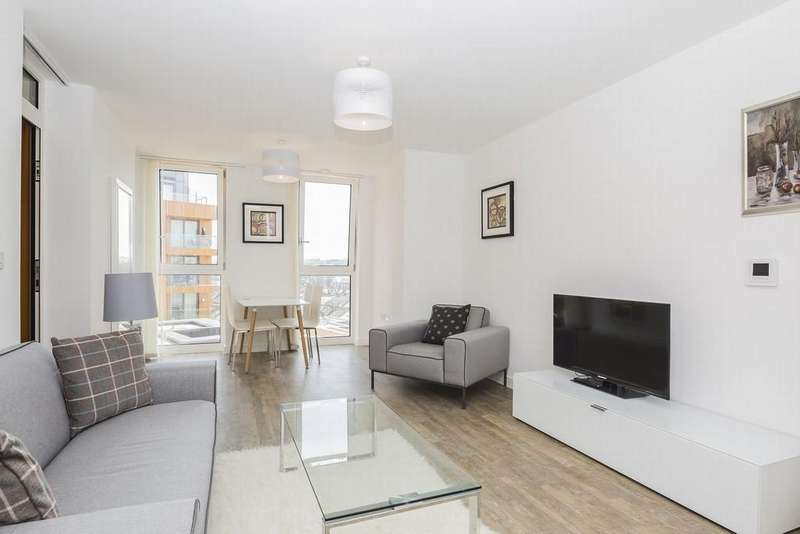 1 Bedroom Apartment Flat for sale in Poldo House, North Greenwich, SE10