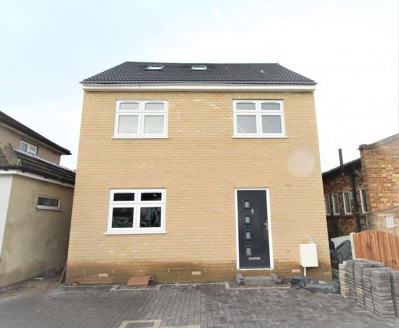 5 Bedrooms Detached House for sale in Foyle Drive, South Ockendon, Essex, RM155HE