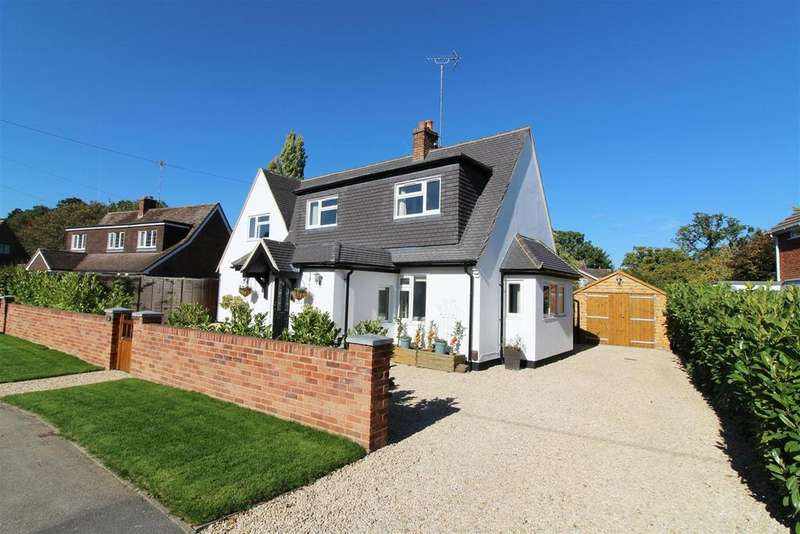 4 Bedrooms Detached House for sale in Copse Avenue, Caversham, Reading