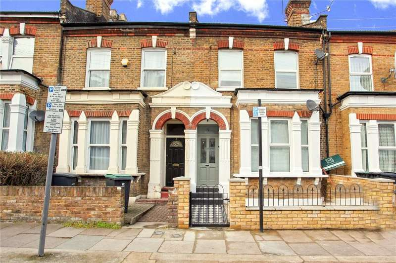 3 Bedrooms Terraced House for sale in Cranbrook Park Road, London, N22