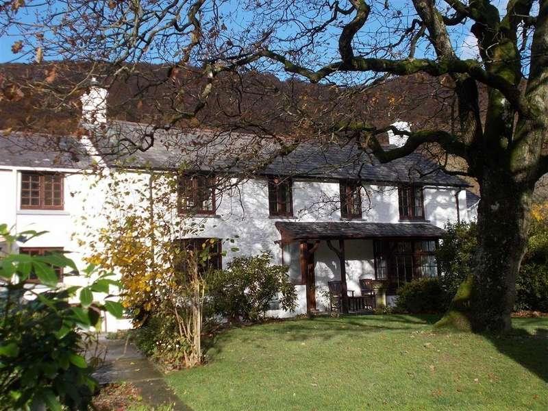 3 Bedrooms Cottage House for sale in Felin Newydd Cottage, Cwmrheidol, Aberystwyth, Dyfed, SY23