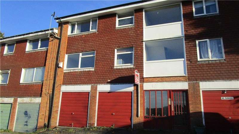 2 Bedrooms Apartment Flat for sale in Fermor Crescent, Luton