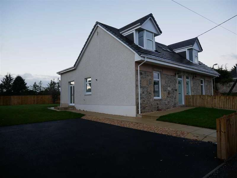 3 Bedrooms Semi Detached House for sale in Main Road, Cumbernauld
