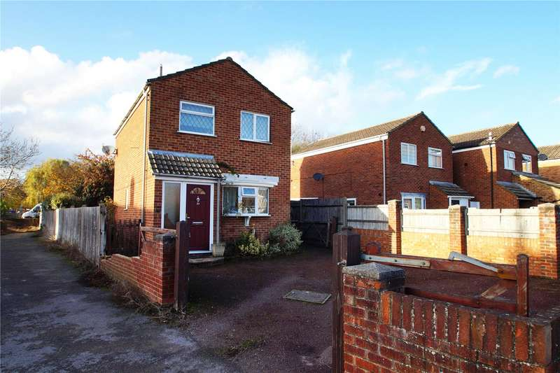 3 Bedrooms Detached House for sale in Moray Avenue, College Town, Sandhurst, Berkshire, GU47