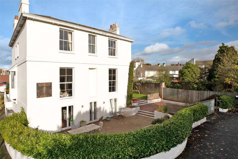 5 Bedrooms Semi Detached House for sale in Exeter, Devon