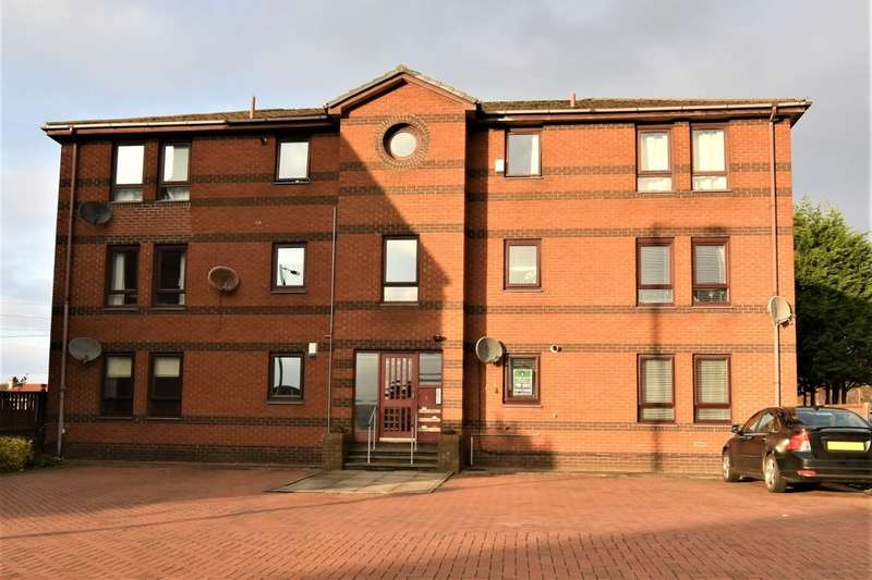 2 Bedrooms Flat for sale in Clydesdale Road, Bellshill, ML4