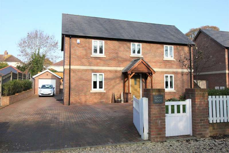 4 Bedrooms Detached House for sale in Spring Lane, New Milton BH25