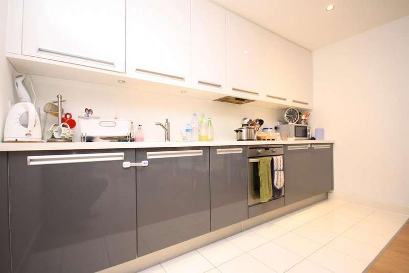 2 Bedrooms Flat for sale in Baquba Building, Lewisham, SE13