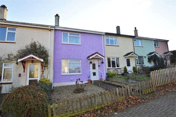 2 Bedrooms Terraced House for sale in Silver Way, Shobrooke, Crediton, Devon