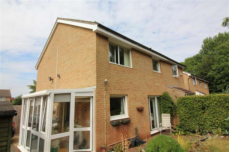 1 Bedroom End Of Terrace House for sale in Scott Lawrence Close, Bristol, BS16 1JQ