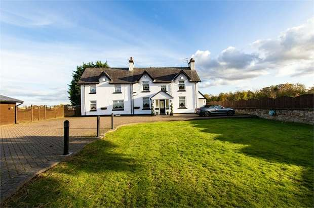 5 Bedrooms Detached House for sale in Waddicar Lane, Melling, Liverpool, Merseyside