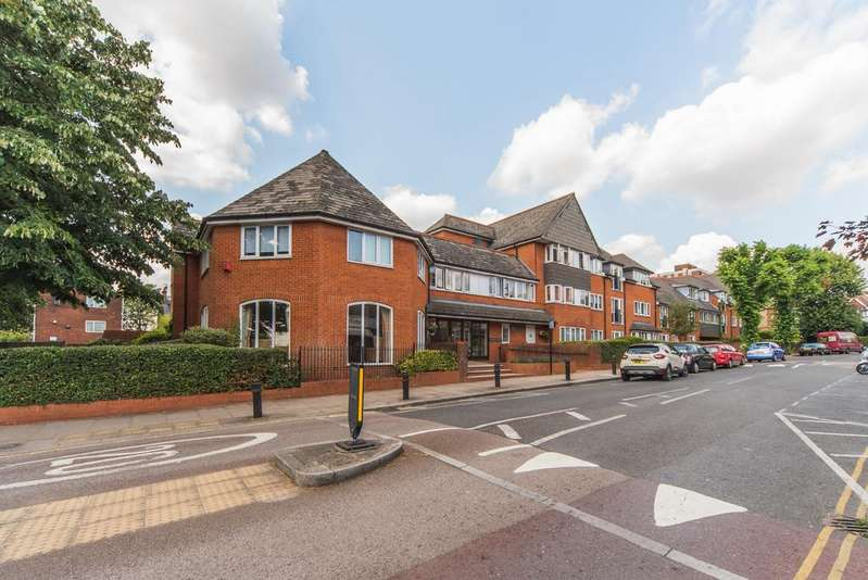 1 Bedroom Flat for sale in Balcon Court, Boileau Road, Ealing