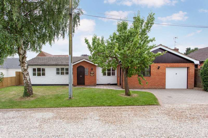 3 Bedrooms Bungalow for sale in Russell Road, Tokers Green