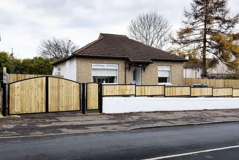 3 Bedrooms Detached Bungalow for sale in Drumchapel Road, Drumchapel