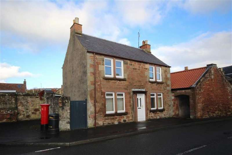3 Bedrooms Detached House for sale in 71, High Street, Strathmiglo, Fife, KY14