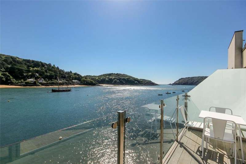 4 Bedrooms Terraced House for sale in Estura, Cliff Road, Salcombe, TQ8