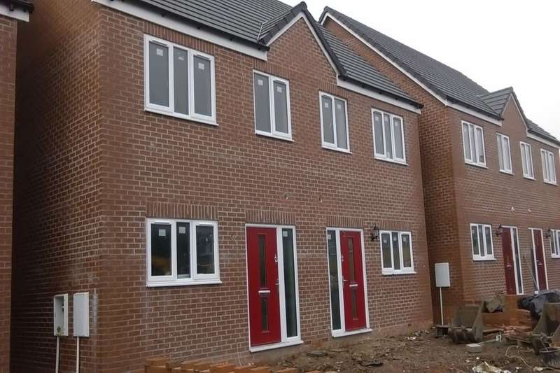 4 Bedrooms Semi Detached House for sale in Daley Road, Bilston, WV14