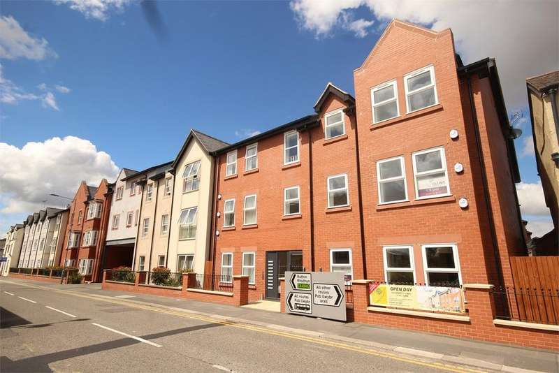 1 Bedroom Apartment Flat for sale in Carriageworks, New Street, Mold, CH7