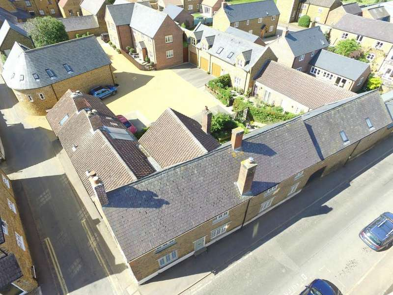 3 Bedrooms Cottage House for sale in Old Brewery Court, Somerby
