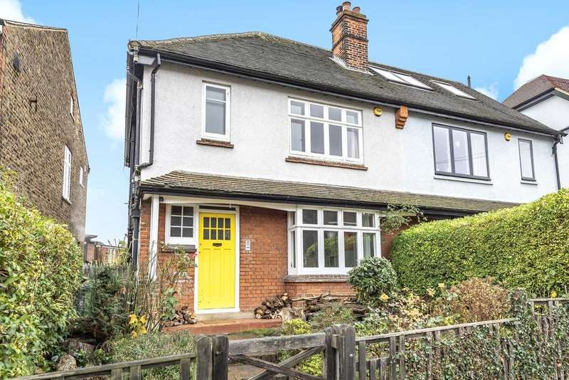 3 Bedrooms Semi Detached House for sale in Thorpewood Avenue, Sydenham
