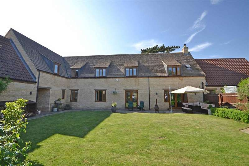 5 Bedrooms Detached House for sale in Red House Paddock, Tallington, Stamford