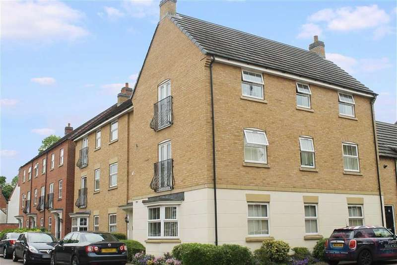 2 Bedrooms Apartment Flat for sale in Lady Jane Walk, Scraptoft, Leicestershire