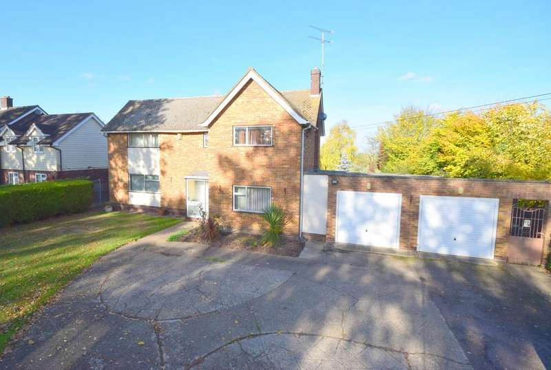 4 Bedrooms Detached House for sale in East Hanningfield Road, Sandon