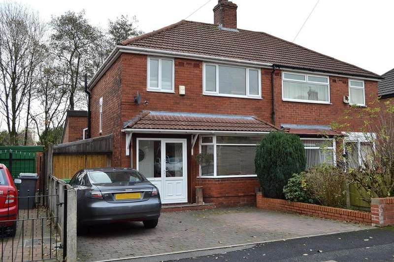 3 Bedrooms Semi Detached House for sale in Southgate Road, Chadderton, Oldham, OL9 9PT