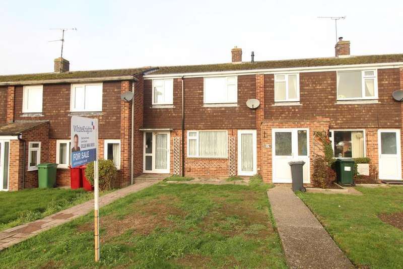 3 Bedrooms Terraced House for sale in Margaret Close, Reading
