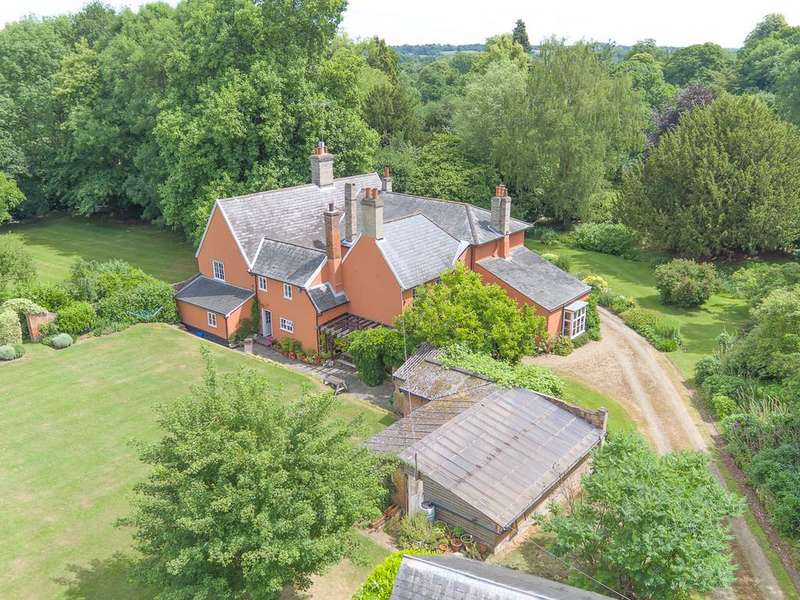 7 Bedrooms Detached House for sale in Dedham, Colchester