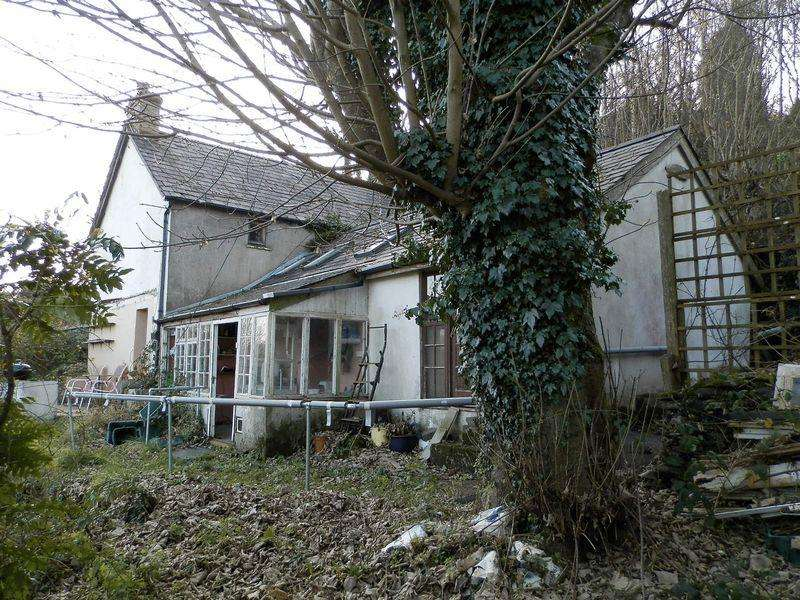 3 Bedrooms Detached House for sale in Abercych, Boncath