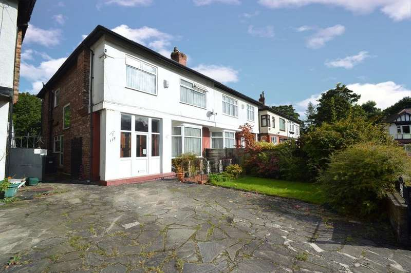 4 Bedrooms Semi Detached House for sale in Cavendish Road, Salford, Greater Manchester, M7