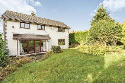 4 Bedrooms Detached House for sale in Wolfenden Green, Rossendale, Lancashire, BB4