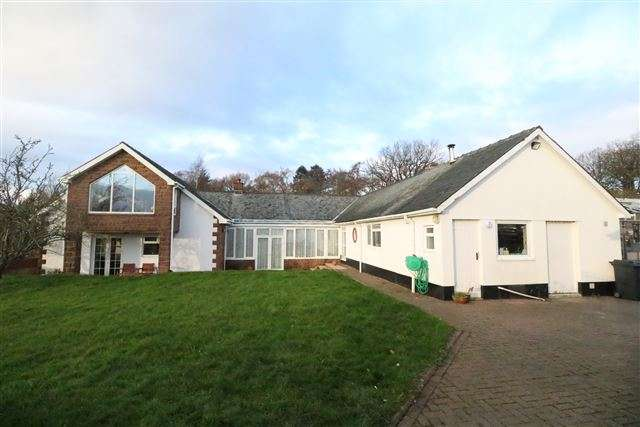 5 Bedrooms Detached House for sale in Heads Nook, Brampton, Cumbria, CA8 9EJ