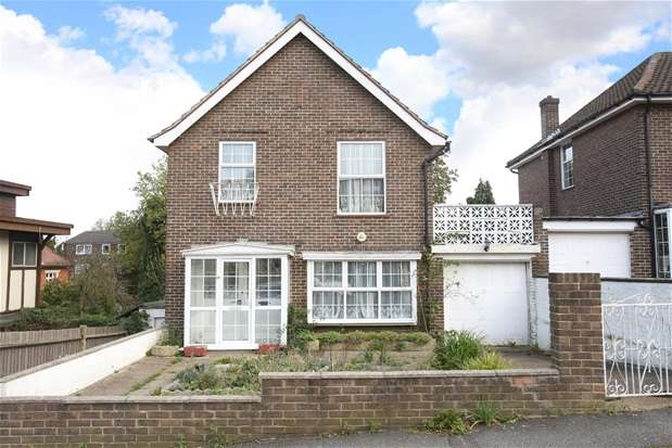 3 Bedrooms Detached House for sale in Ormanton Road, Sydenham