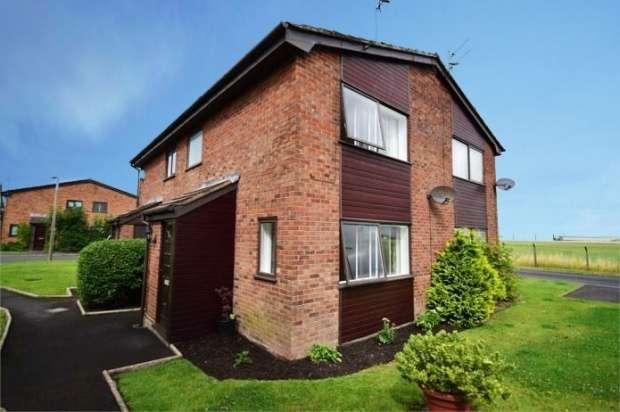 1 Bedroom Mews House for sale in Calder Close, Lytham St Annes, Lancashire, FY8 3NH