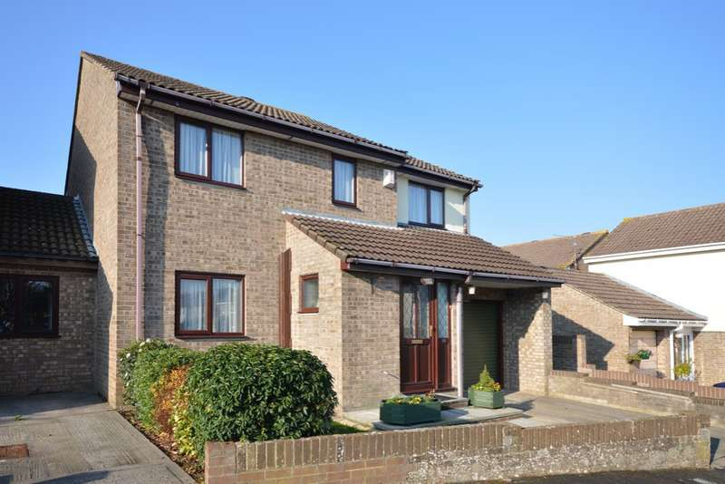 4 Bedrooms Link Detached House for sale in Lytes Cary Road, Keynsham, BS31