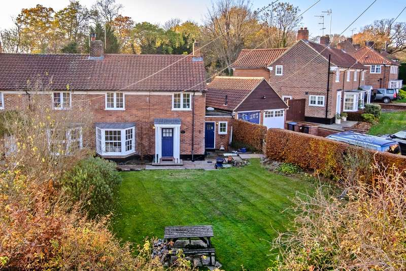 4 Bedrooms Semi Detached House for sale in Blakemere Road, Welwyn Garden City, AL8