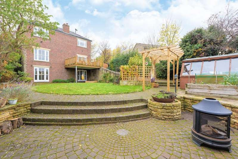 4 Bedrooms Detached House for sale in Heavygate Road, Crookes, Sheffield