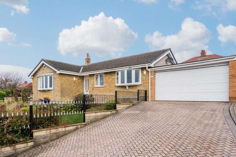 3 Bedrooms Detached Bungalow for sale in Robin Hill, Batley