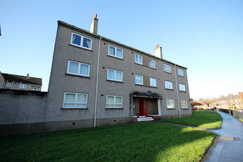 2 Bedrooms Flat for sale in Richardland PL, Kilmarnock KA1