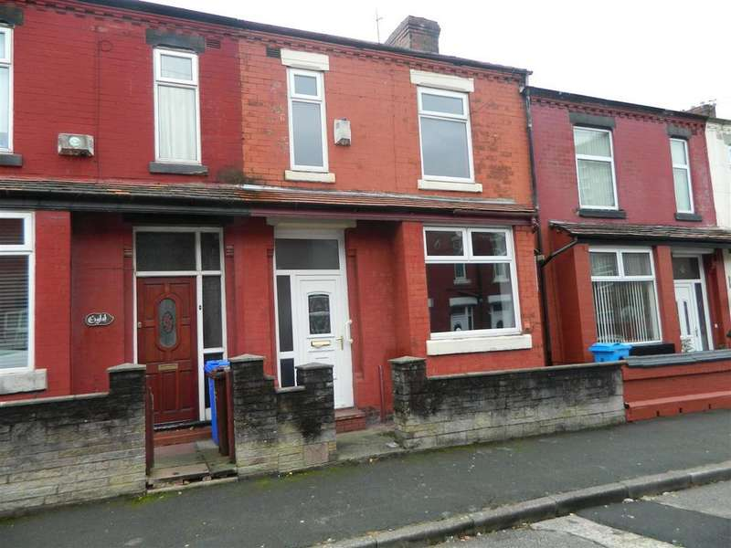 3 Bedrooms Terraced House for sale in Welbeck Street, Manchester