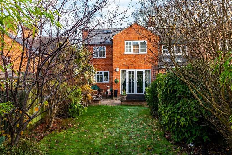 4 Bedrooms Semi Detached House for sale in Exchange Road, Sunninghill